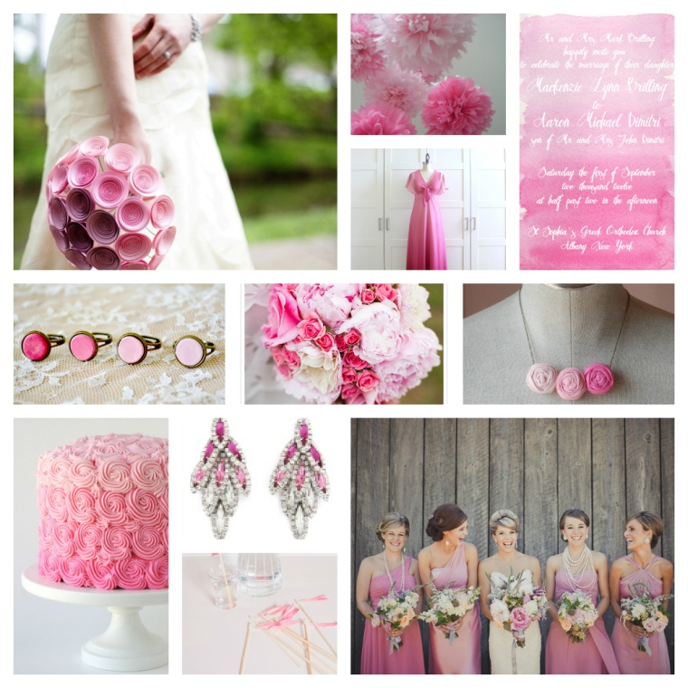 2015-Ombre-Pink-Wedding-Inspiration-Board